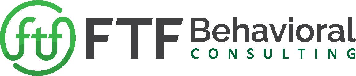 FTF Behavioral Consulting logo